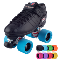Riedell R3 Demon Roller Skate