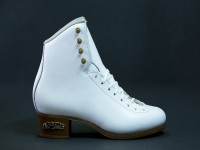 SP Teri Silver Medalist Women's Figure Skate Boots