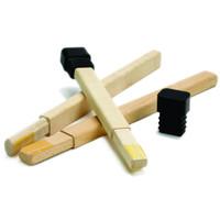 A&R Wood Plug-8IN