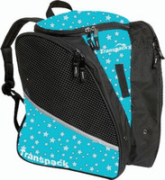 Transpack ICE Figure Skate Backpack - Aqua Star