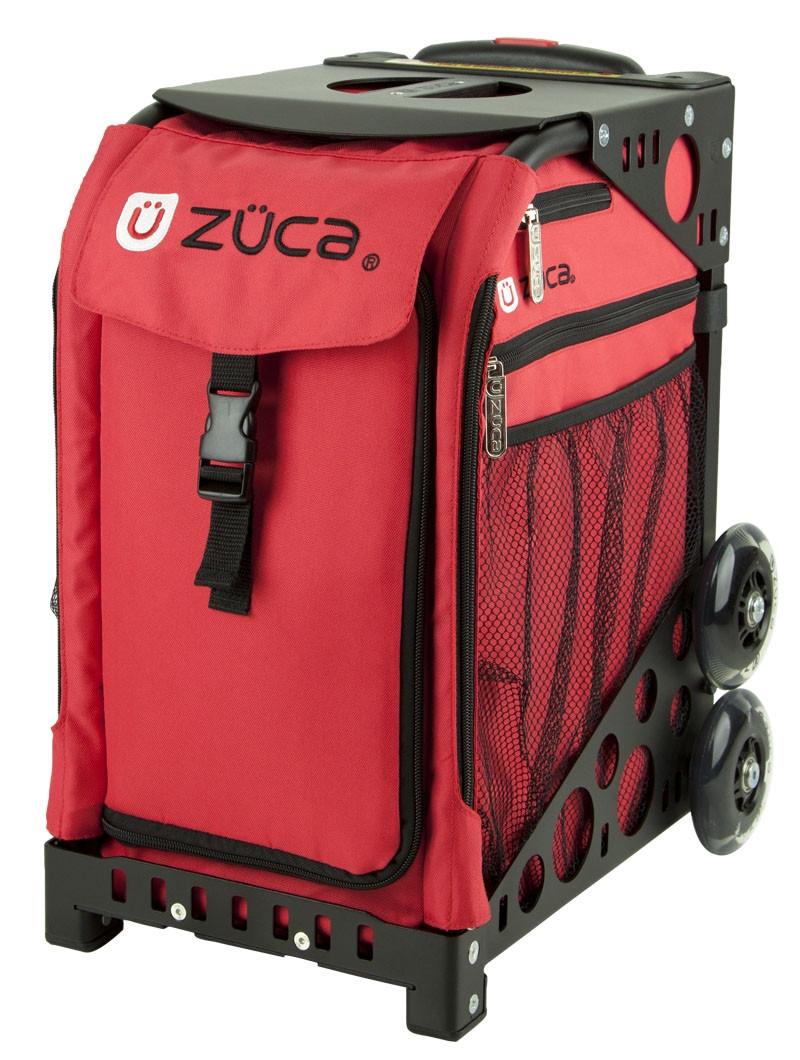 Zuca Wheeled Bag Insert Chili