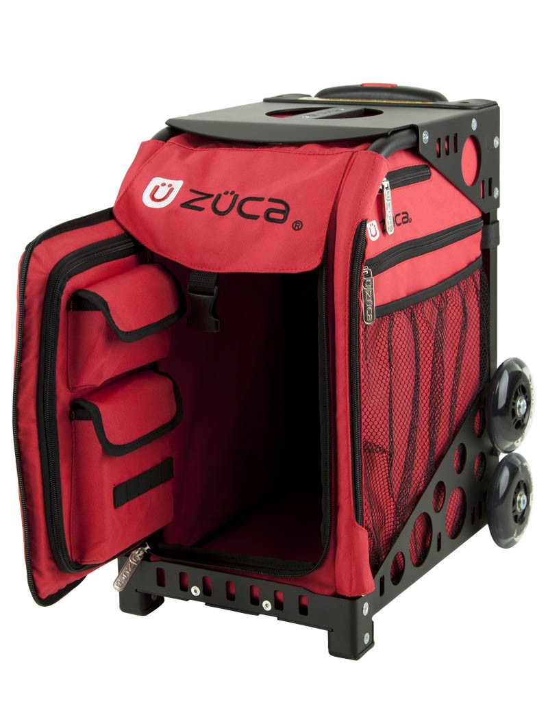 Zuca Wheeled Bag Insert Chili