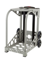 Zuca Sport Frame - Gray with Flashing Wheels