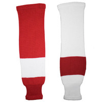 Tron SK200 Knit Hockey Socks - Detroit Red Wings