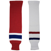 Tron SK200 Knit Hockey Socks - Montreal Canadiens