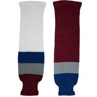 Tron SK200 Knit Hockey Socks - Colorado Avalanche