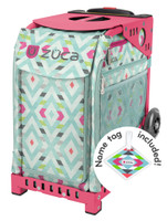 ZUCA WHEELED BAG - INSERT ONLY - CHEVRON