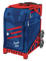 ZUCA WHEELED BAG - INSERT ONLY - PUERTO RICO