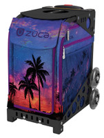 ZUCA WHEELED BAG - INSERT ONLY -  ISLAND LIFE