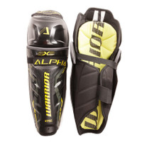 WARRIOR Alpha QX3 Junior Hockey Shin Guards
