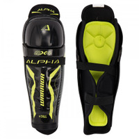 WARRIOR Alpha QX4 Junior Hockey Shin Guards