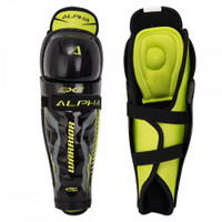 WARRIOR Alpha QX5 Hockey Shin Guard JNR