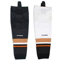 Tron SK300 Dry Fit Hockey Socks - Anaheim Ducks