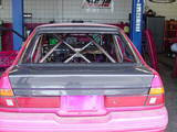 91-96 Ford Escort Fiberglass Hatch