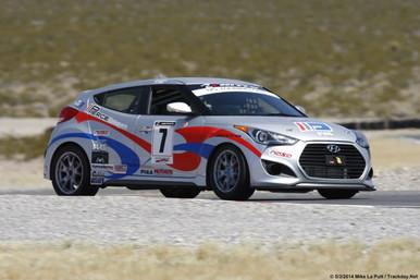 2012-2017 Piercemotorsports Hyundai Veloster RACE Suspension Package
