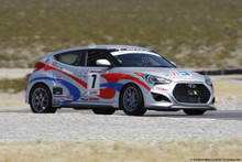 Piercemotorsports Veloster Racecar