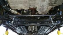 Piercemotorsports Fiesta 6 Point Lower Chassis Brace