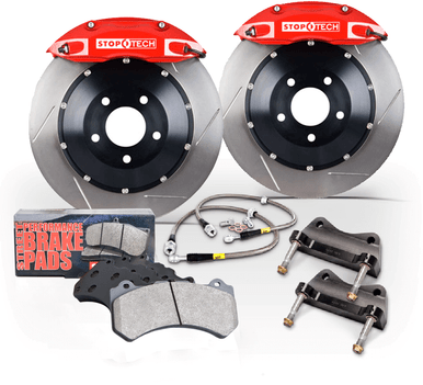 2014-2017 Ford Fiesta ST Stoptech Front Brake Kit