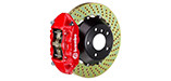 2013-2017 Hyundai Veloster Turbo Brembo Big Brake Kit