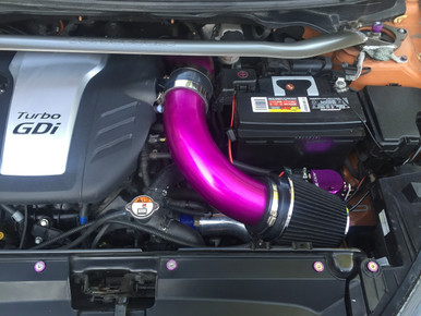 "2012-2018 Veloster Turbo Beast Mode 3.5"" Short Ram Intake"