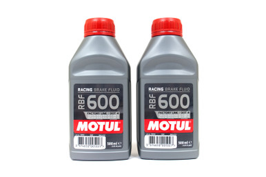 Motul RBF 600 Racing Brake Fluid Kit