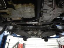 Piercemotorsports Volvo C30 2 point chassis brace