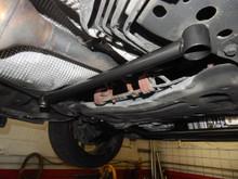 Piercemotorsports Volvo C30 Chromoly Tunnel Brace