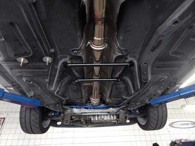 1993-1997 Volvo 850 Chromoly Midship Brace