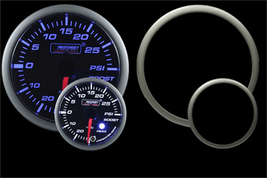 PROSPORT 52mm Premium Series Boost Gauge