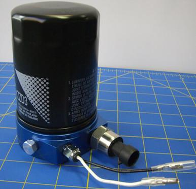 Oil Filter Adaptor Plate