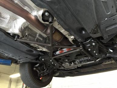 2015-16 Golf R Piercemotorsports 6 Point Lower Tiebar Brace