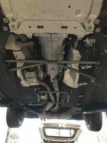 2016 Mazda Miata MX-5 ND Piercemotorsports K-BRACE Underbody Brace