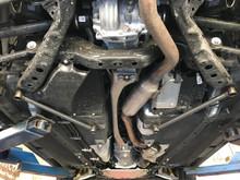2016 Mazda Miata MX-5 Piercemotorsports Rear Suspension Crossmember Underbody Bracing