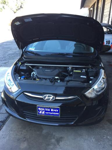 2012-2017 Hyundai Accent Upper Strut brace