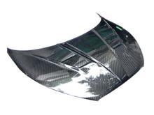 Veloster Turbo Carbon Fiber Hood