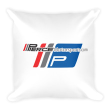 Piercemotorsports Team Square Pillow