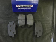2013-2016 Piercemotorsport Performance Front Brake Pads Veloster Turbo