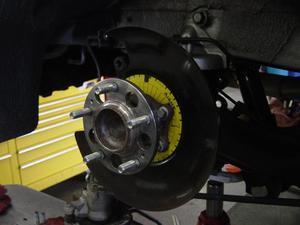 Piercemotorsports Hyundai Veloster 2012/15 Rear Camber Kit
