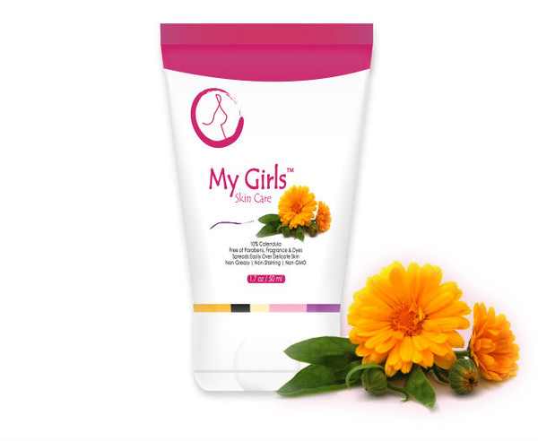 Studies Show Calendula Cream Effective for Skin Care After Radiation Treatment