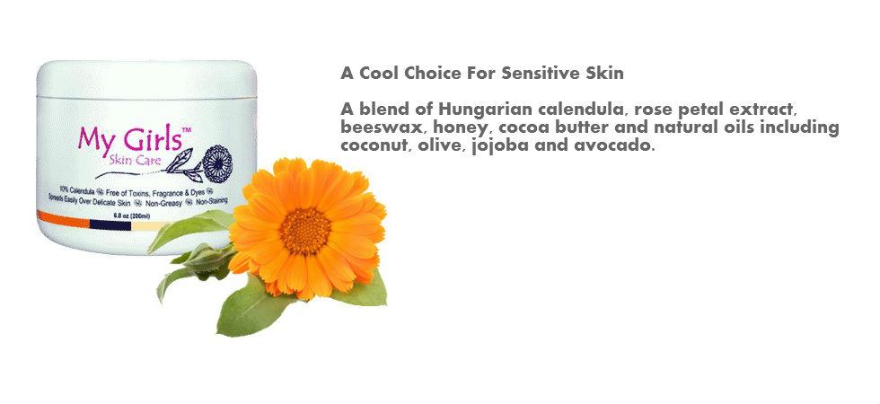 My Girls Skin Care cream
