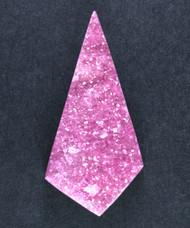 Sparkling Bright Pink Cobocalcite druzy Gemstone  #15038