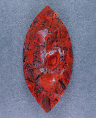 Outstanding Mary Ellen Jasper Cabochon - Great Color!!  #15142