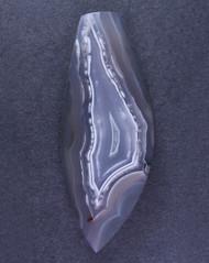 Purple Sierra Madre Agate Cabochon- laguna cousin  #15280