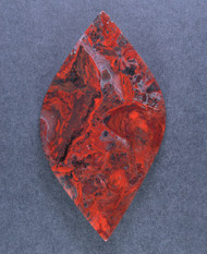 Outstanding Mary Ellen Jasper Cabochon - Great Color!!  #15301