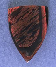 Rare!! Fantastic Red Ribbon Obsidian Designer Cabochon  #15310