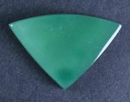Gemmy Mtrolite Chrome Chalcedony Cabochon  #15339
