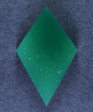 Gemmy Mtrolite Chrome Chalcedony Cabochon  #15340