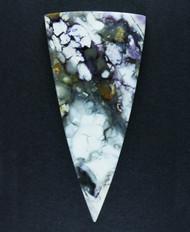 Gorgeous  Brecciated Bertrandite/ Tiffany Stone Cabochon  #15730