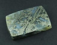Rare!! Nipomo Freddies Quarry Marcasite Agate Cabochon #15737