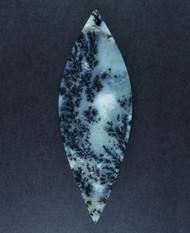 Gorgeous Amethyst Sage Dendritic Agate Collectors Cabochon  #15767